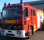 Fire Engine Hire in North West