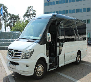 Minibus Hire in North West